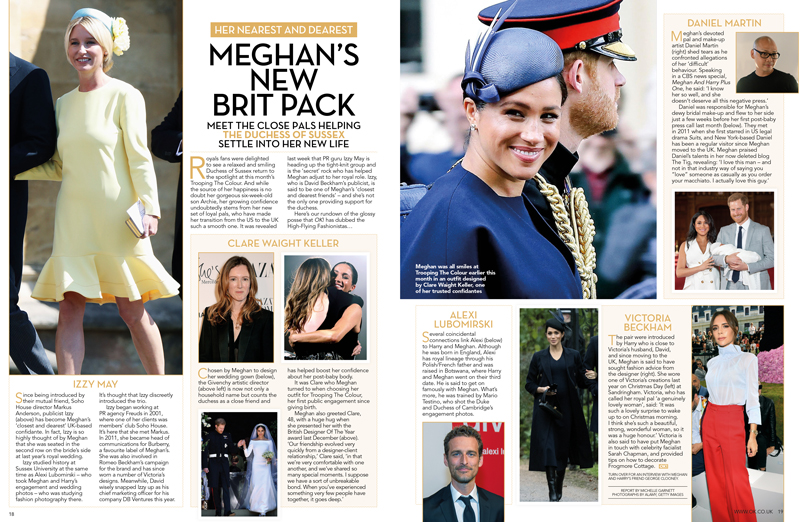 Meghan's Brit Pack