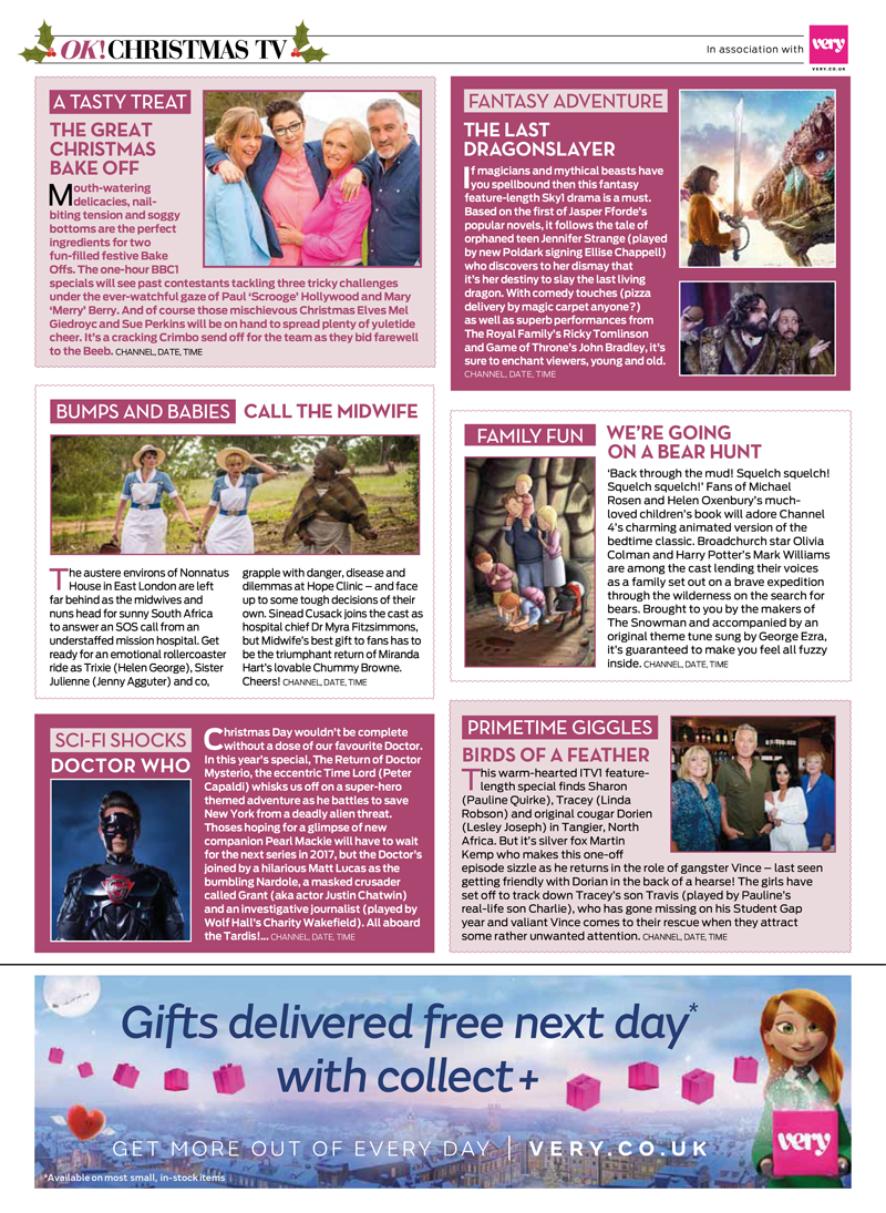 Advertorial Christmas TV 2016